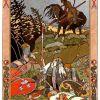 Иллюстрации Билибина